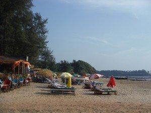 Patnem beach bis